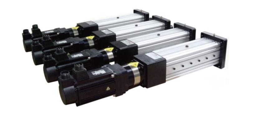 RX系列直线式电动缸